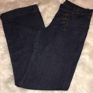 Kut From The Kloth High Waist Wide Leg Pants sz 29